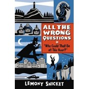 'Who Could That Be at This Hour'', Paperback/Lemony Snicket