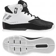 adidas Nxt Lvl Spd V NBA K CBLACK/FTWWHT/SILVMT