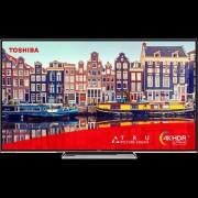 "Toshiba 75VL5A63DG LED TV 75""Ultra HD SMART DVB-T2 black/silver strip-stand"