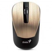 Mouse Genius Wireless, NX-7015, 1600dpi, auriu