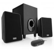 Sistem audio 2.1 Modecom MC-S1 black