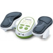 Stimulator pentru circulatia sanguina Beurer FM250 99 trepte intensitate Timer Cronometru Alb