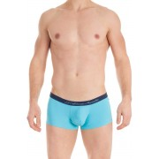L'Homme Invisible Atlantico Push Up Hipster Boxer Brief Underwear Blue MY39-EVO-026