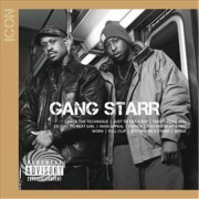 Video Delta Gang Starr - Icon - CD