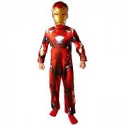 Детски карнавален костюм Iron Man Rubies, 620676