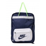 Nike Sportswear Plecak 'TANJUN' Granatowy / Biały One Size