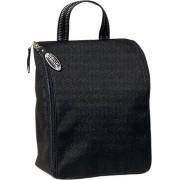 Clique Toilet tas - Toiletry Case - Zwart