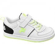 Fila Witte sneaker velcro