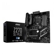 MSI Płyta MSI Z270 SLI PLUS /Z270/DDR4/SATA3/M.2/USB3.1/PCIe3.0/s.1151/ATX