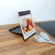 Shop4 - Sony Xperia Z2 Tablet Stand Tablet Houder Zwart