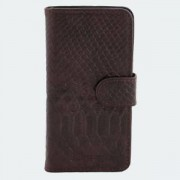 itZbcause Snake Magnetic Bookcase Brown iPhone 8