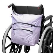 Patterson Sac pour fauteuil roulant - Lilas