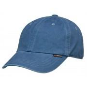 Göttmann Palma Baseballcap mit UV-Schutz aus Baumwolle, Blau (50) 57 cm