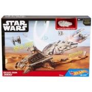 Hot Wheels Star Wars Evadare de pe planeta Jakku