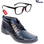 Vitoria Stylish Boot With Free Fashionable Unisex Sunglasses Combo