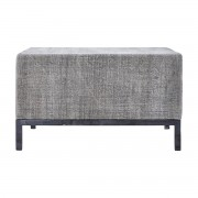 House Doctor Soffmodul 80 cm pouffe greys, house doctor