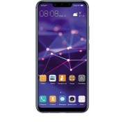 Refurbished-Good-Huawei Mate 20 Lite 64 GB Silver Blue Unlocked
