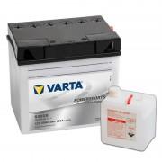 Varta Powersports 12V 30Ah J+ 53030