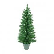 Alberi di Natale No Brand 18434 - 164107 120 cm - verde - 18434