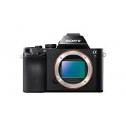Sony Cámara Mirrorless SONY A7 (24.3 MP - Sensor: Full-Frame - ISO: 100 a 25600)