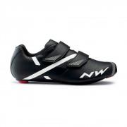Northwave Road JET 2 országúti kerékpáros cipő fekete 42