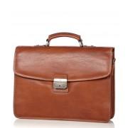 Castelijn & Beerens Handtas Verona Laptop Bag 13.3 inch Bruin