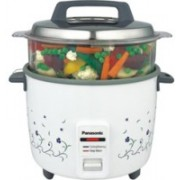 Panasonic SR WA 18 FHS Electric Rice Cooker with Steaming Feature(1.8 L)
