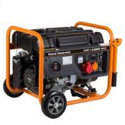 Generator de curent trifazat STAGER GG 7300-3W, 6.3 kW, benzina