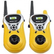Walkie Talkie Toy for Kids Multi Color