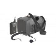 Batteridriven bärbar högtalare med trådlöst headset - Adastra H25