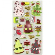 Sparkler Classic Stickers-Patterned Aprons