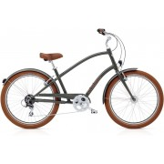 Electra Townie Balloon 8D EQ Men's - Army Grey - Cruiser