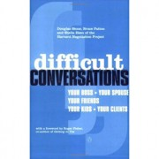 Difficult Conversations, Paperback/***