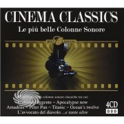 Video Delta V/A - Cinema Classics-Le Piu' Belle Colonne Sonore - CD