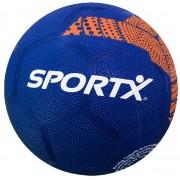 SportX Voetbal Rubber Orange Triangle 360-380gr