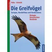 Kosmos Verlag Buch Die Greifvögel Europas, Nordafrikas und Vorderasiens