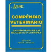COMPÊNDIO VETERINÁRIO - 36º EDIÇÃO - 2014 - CD ROM