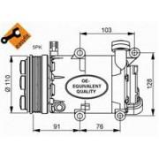 Compresor Climatizare Nrf 32415 50548