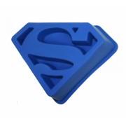 Superman siliconen bakvorm