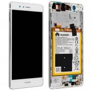 Huawei Repuesto Pantalla LCD/Táctil Blanca para Huawei P9 Lite