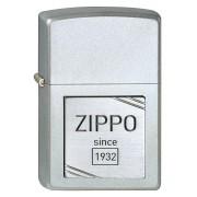Zippo encendedor emblema Zippo since 1932