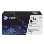 Тонер HP 49X за 1320/3390 (6K), p/n Q5949X - Оригинален HP консуматив - тонер касета