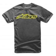 Alpinestars Blaze T-Shirt Svart Grå S