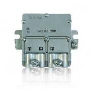 REPARTIDOR EMC 1 ENTRADA - 3 SALIDAS TELEVES 543603