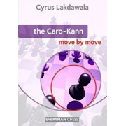 The Caro Kann Move by Move, Paperback/Cyrus Lakdawala