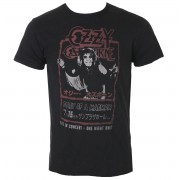 tricou stil metal bărbați Ozzy Osbourne - Japan Flyer Vintage - ROCK OFF - OZZVINTS01MB