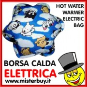 BORSA GEL ACQUA CALDA ELETTRICA STELLA