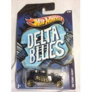 Hot Wheels Delta Blues 32 Ford Vicky 3/32