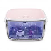 59S T5-BAT UVC LED fertőtlenítő doboz 904094 (rózsaszín akkumulátorral)