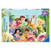Puzzle Zanele Disney - primavara, 100 piese